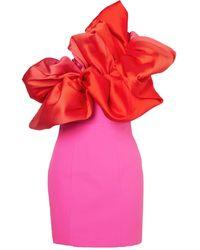 Solace London Vestito corto - Rosa