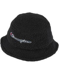 Champion Hat - Black