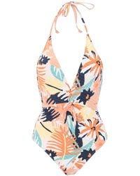 Roxy One-piece Swimsuit - White