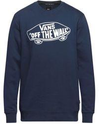 Vans Sweatshirt - Blue