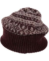 Dries Van Noten Hat - Brown