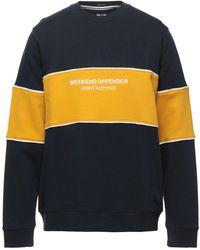 Weekend Offender Sweatshirt - Blue