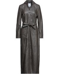 Goosecraft Long Dress - Grey