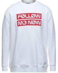 RED Valentino Sweat-shirt - Blanc