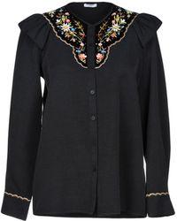 Vilshenko Camisa - Negro