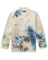 Sasquatchfabrix Shirt - Natural
