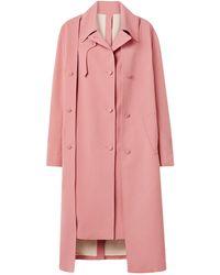 ROKH Overcoat - Pink