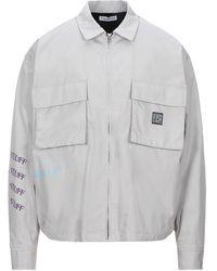 Flagstuff Jacket - Grey