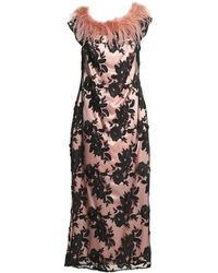 Rinascimento Langes Kleid - Mehrfarbig
