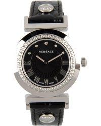 Versace Wrist Watch - Black