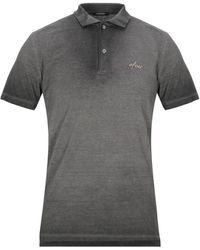 Officina 36 Polo Shirt - Grey