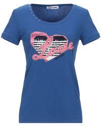 Who*s Who T-shirt - Blu