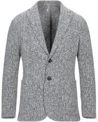 Domenico Tagliente Suit Jacket - Black