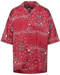 MASTERMIND WORLD Shirt - Red