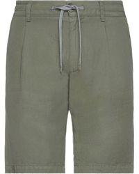 Eleventy Shorts & Bermuda Shorts - Green