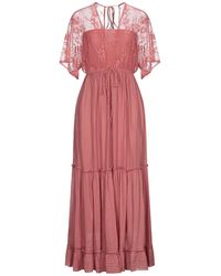 Soallure - Langes Kleid - Lyst