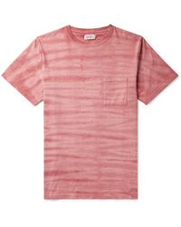 Saturdays NYC T-shirts - Pink