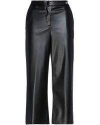 be Blumarine Pantalon - Noir