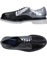 Hego's Lace-up Shoe - Black