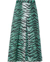 Manoush Midi Skirt - Green