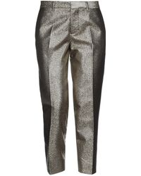 DSquared² Casual Trousers - Metallic