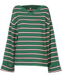 ALEXACHUNG Pullover - Vert