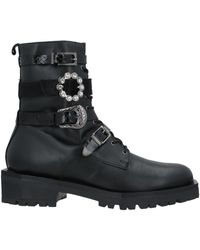 Jeannot Ankle Boots - Black