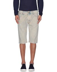 Ra-re - Denim Bermudas - Lyst