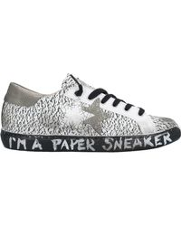 2Star Low-tops & Sneakers - White