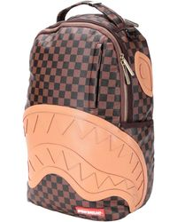 Sprayground Backpacks & Bum Bags - Brown