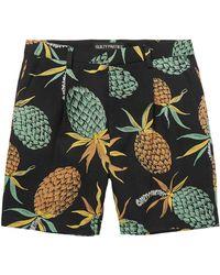 GUILTY PARTIES Shorts & Bermuda Shorts - Black