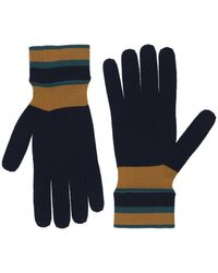 Dolce & Gabbana Gloves - Blue