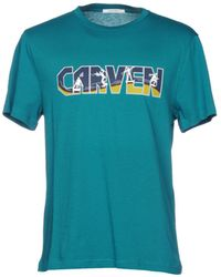 Carven T-shirt - Green