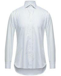 Salvatore Piccolo Camisa - Blanco