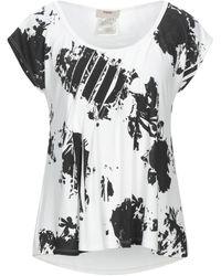 Fuzzi - Camiseta - Lyst