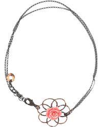 Almala - Necklace - Lyst
