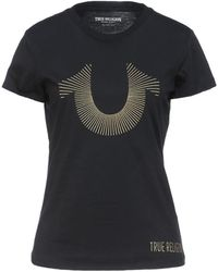 True Religion T-shirt - Black