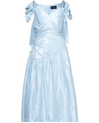 Simone Rocha Midi Dress - Blue
