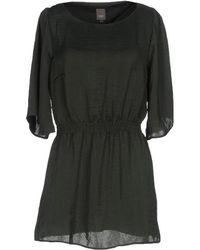 Ichi - Short Dresses - Lyst
