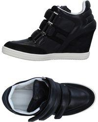 Katie Grand Loves Hogan Sneakers & Tennis shoes basse - Nero
