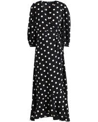 Vero Moda Midi Dress - Black