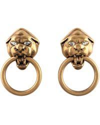 Balenciaga Earrings - Metallic