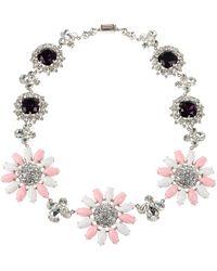 Miu Miu Necklace - Pink