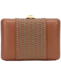 Rodo Handbag - Brown