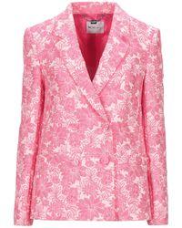 be Blumarine Suit Jacket - Pink