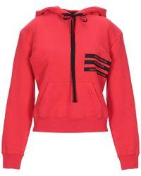 Unravel Project Sweatshirt - Red