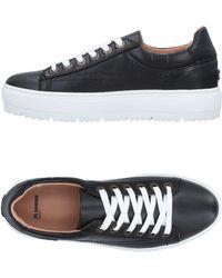Jil Sander Navy Low-tops & Sneakers - Black