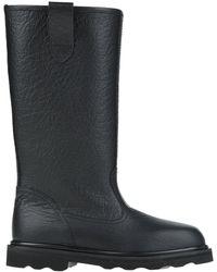 Marni Knee Boots - Black
