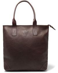 Bennett Winch Shoulder Bag - Brown