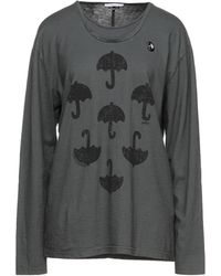 Grey Daniele Alessandrini T-shirt - Grey